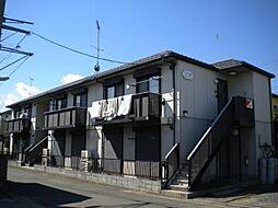 サングリーンハイツ橋本[203号室]の外観