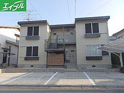 倉田アパート[2階]の外観