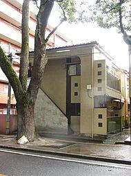 マイルーム参道A棟[105号室]の外観