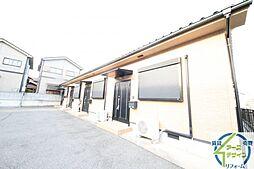 兵庫県明石市小久保5丁目の賃貸アパートの外観
