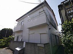 ベネルクスアパートメント[2階]の外観
