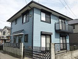 横川町駐車場付アパート[201号室]の外観