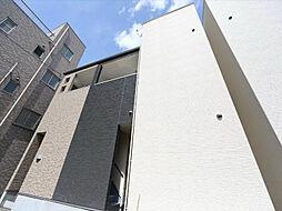エスハウス[1階]の外観