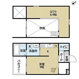 i・Room[2階]の間取り