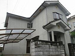 [一戸建] 兵庫県姫路市北平野6丁目 の賃貸【/】の外観