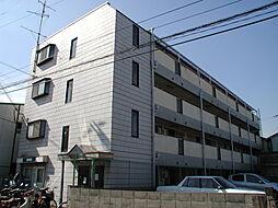 大阪府大東市太子田2丁目の賃貸マンションの外観