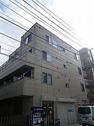 神奈川県横浜市鶴見区栄町通4丁目の賃貸マンションの外観