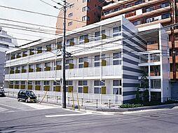 レオパレスパヴィヨン ブラン[3階]の外観