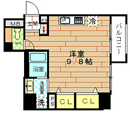 willDo海老江[7階]の間取り