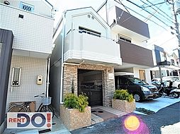 兵庫県神戸市灘区篠原中町5丁目の賃貸マンションの外観