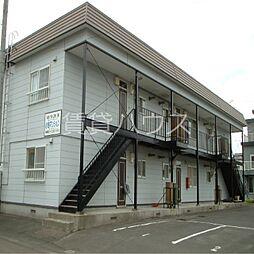 小島マンションA棟[1階]の外観