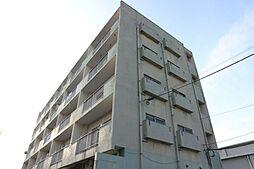 菅野マンション[1階]の外観