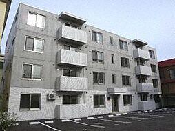 グランディールN16[4階]の外観