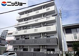 仮)津市南新町マンション[6階]の外観