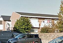 大阪府大阪市平野区喜連4丁目の賃貸アパートの外観