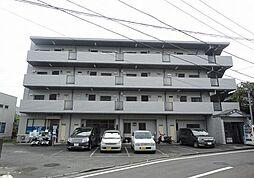神奈川県横浜市磯子区栗木3丁目の賃貸アパートの外観