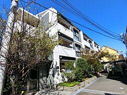 兵庫県西宮市甲子園春風町の賃貸マンションの外観