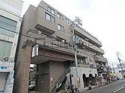 京都府京都市北区北野上白梅町の賃貸マンションの外観