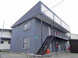 協栄荘[2階]の外観