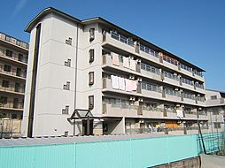 京都府京都市山科区西野岸ノ下町の賃貸マンションの外観