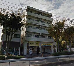 東京都八王子市下柚木の賃貸マンションの外観
