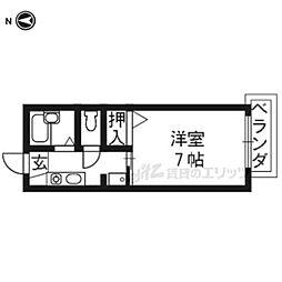 木幡駅 3.8万円