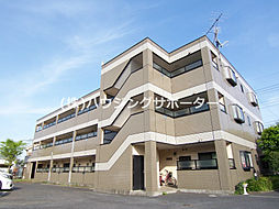 東京都八王子市椚田町の賃貸マンションの外観
