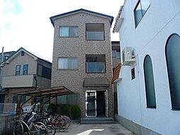 マンション・ハレクラニ[3階]の外観