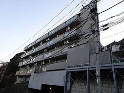 神奈川県横浜市南区弘明寺町の賃貸マンションの外観