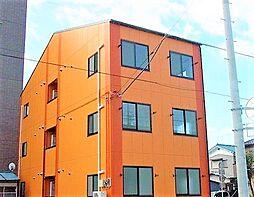 埼玉県熊谷市宮前町1丁目の賃貸アパートの外観