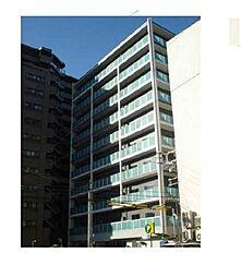 セントラル堺東[602号室]の外観