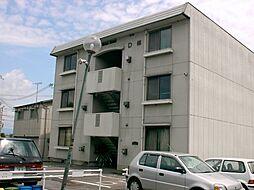 松田マンションD棟[102号室]の外観