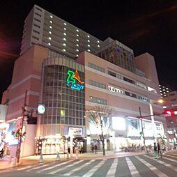 静岡県浜松市中区鍛冶町の賃貸マンションの外観