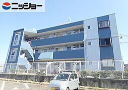 ラフォ−レ若竹[1階]の外観
