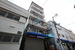 大阪府大阪市生野区新今里4丁目の賃貸マンションの外観