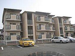 兵庫県神戸市須磨区東落合3丁目の賃貸マンションの外観