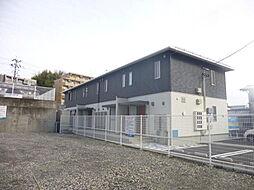 宮城県仙台市青葉区小松島3丁目の賃貸アパートの外観