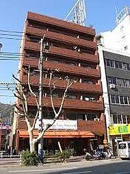 兵庫県神戸市中央区加納町3丁目の賃貸マンションの外観