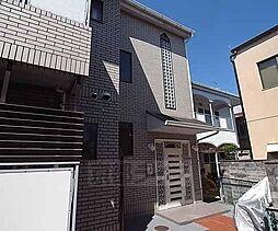 京都府京都市西京区桂坤町の賃貸アパートの外観