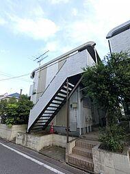 レピート佐倉[2階]の外観