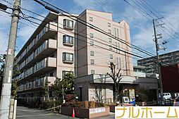 大阪府大阪市平野区瓜破2丁目の賃貸マンションの外観