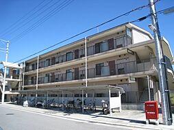 グリーンコート加古川2番館[206号室]の外観