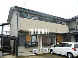 コーポ松尾[2階]の外観