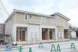 ピアット 鳥居松[1階]の外観