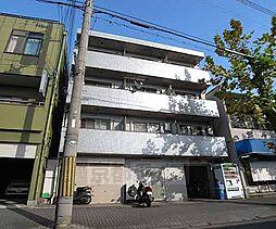 京都府京都市南区大宮通九条上る東寺東門前町の賃貸マンションの外観