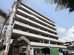 広島県安芸郡府中町青崎東の賃貸マンションの外観