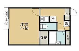 京成千原線 千葉寺駅 徒歩2分