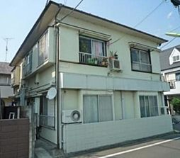 東京都世田谷区桜1丁目の賃貸アパートの外観