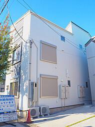 東京都日野市日野本町5丁目の賃貸アパートの外観