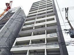 レジェンドール心斎橋東[12階]の外観
